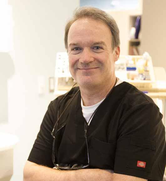 About Dr. Peter Riordan