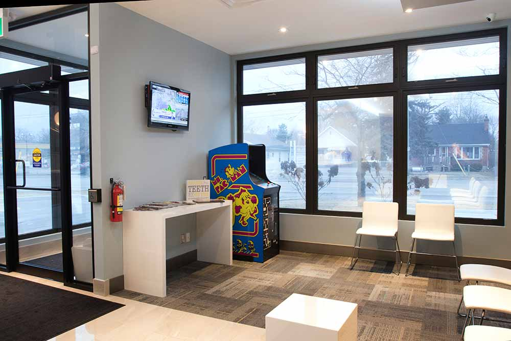 Office Pac Man Game